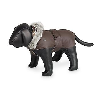 Nobby Marian Waterproof Hooded Dog Coat