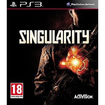 Singulariteetti (PS3) - Uusi