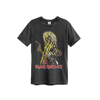 Amplified Iron Maiden Killers T-Shirt