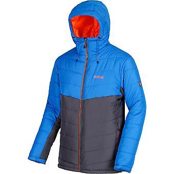 Casaco com capuz casaco de isolado de regata Mens Nevado II repelente de água
