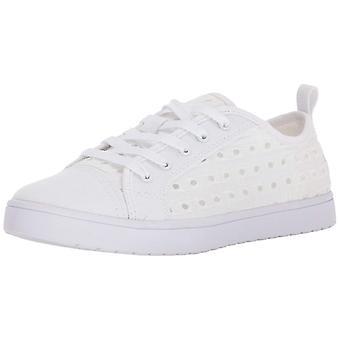 Koolaburra by UGG Kids' K Kellen Low Lace Denim Sneaker