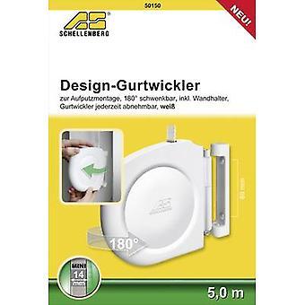 Schellenberg 50150 Belt winder (surface-mount) Compatible with Schellenberg Mini