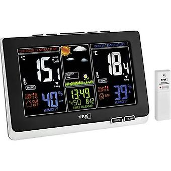 TFA Dostmann Spring 35.1129.01 Wireless digital weather station Forecasts for 12 to 24 hours