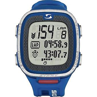 Sigma PC 26.14 blauwe hartslag monitor horloge met borstband blauw