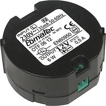 Comatec OTF/06.12RA AC/DC PSU module 0.5 A 6 W 12 V DC