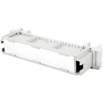 EFB Elektronik 46008.2 Accessories for LSA-pins series 2 PROFILE Profile module frame 2/10, blank Content: 1 pc(s)