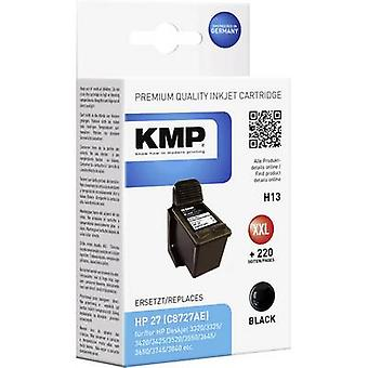 KMP Ink replaced HP 27 Compatible Black H13 0997,4271