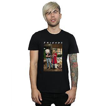 Joey Turquía camiseta amigos hombres