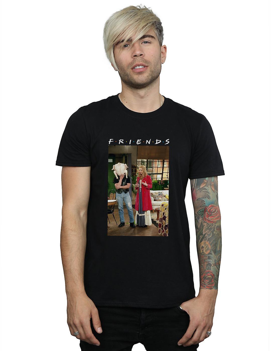 Friends Men's Joey Turkey T-Shirt