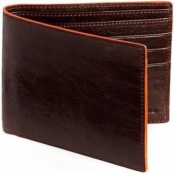 Simon Carter Cinnamon Edge Jeans Wallet - Brown