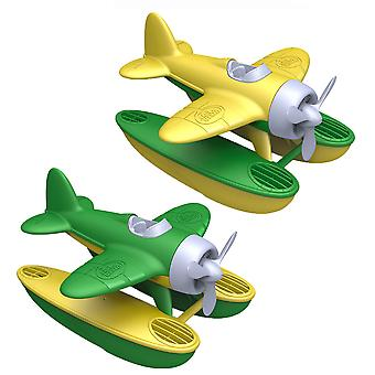 Green Toys Seaplane Bath Water Toys BPA Free 100% Recycled
