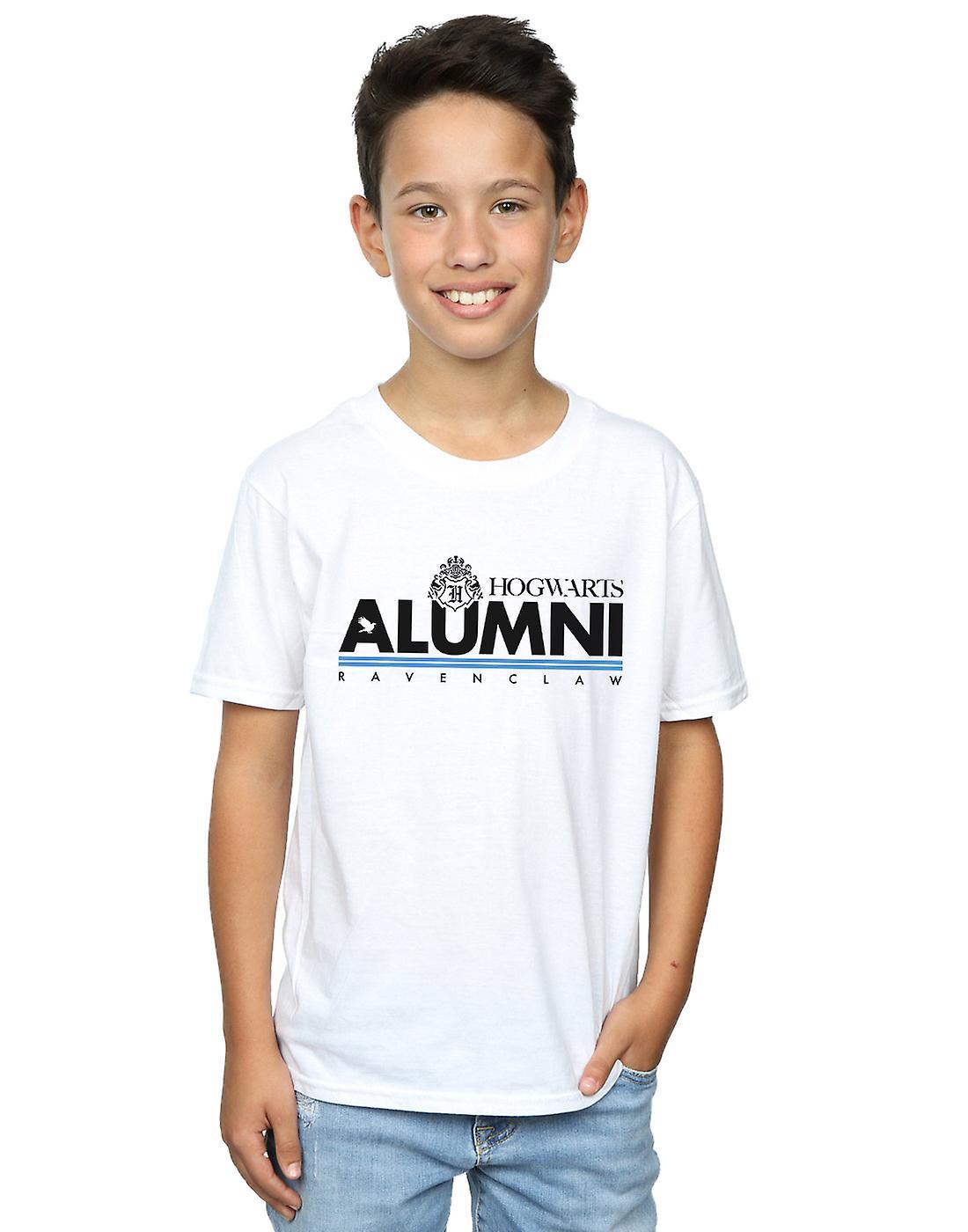 Harry Potter Boys Hogwarts Alumni Ravenclaw T-Shirt