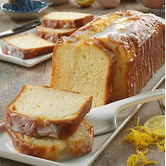 Sidoli Frozen Lemon Drizzle Loaf Cake