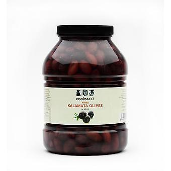 Cooks & Co Pitted Kalamata Olives