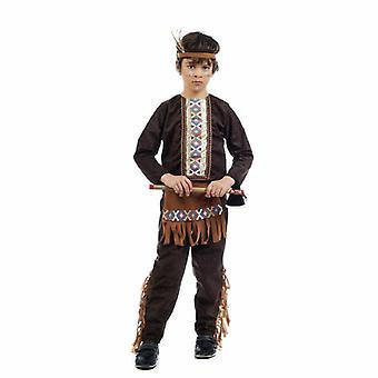 תחפושת ילדים של הודו ההודי הפרוע תלבושת ילדים Winnitou