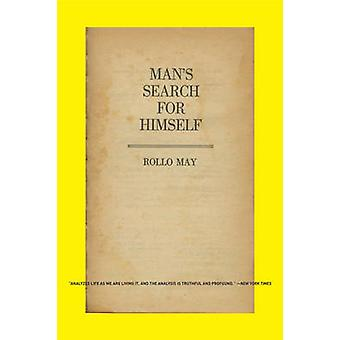 Man's Search for Himself by Rollo May - 9780393333152 Book