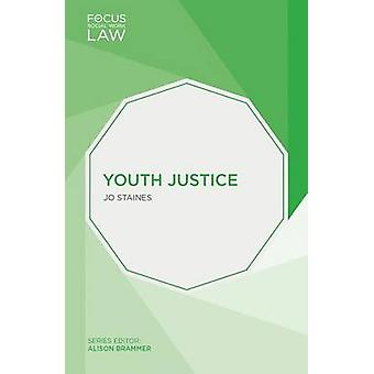 Youth Justice by Jo Staines - 9781137339348 Book