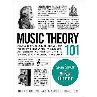 音楽理論 101 - キーとリズムとメロディ - がエッセにスケールから