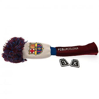 FC Barcelona ufficiale Fairway pompon Headcover