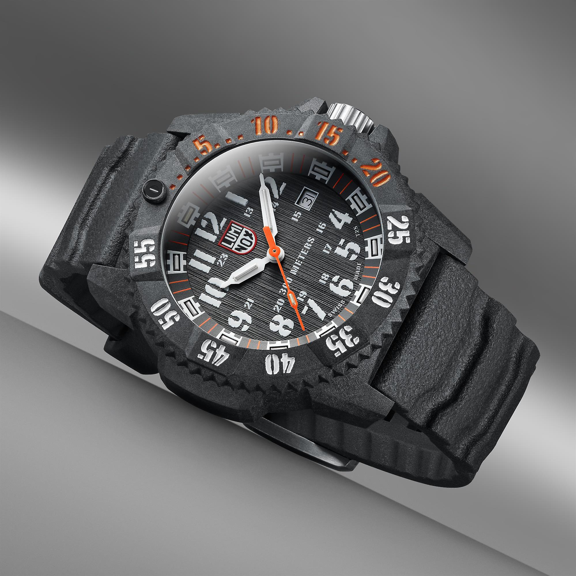 Luminox Master Carbon Seal 3800 Series Men's Watch Set XS.3801.C.SET