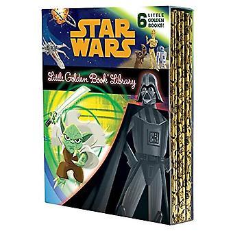De Star Wars-beetje Guldenboek bibliotheek (gouden boekje: Star Wars)