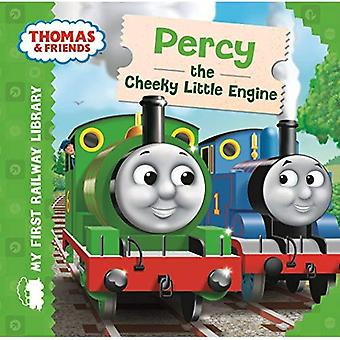 Thomas & vrienden: Mijn eerste spoor bibliotheek: Percy de brutale kleine motor