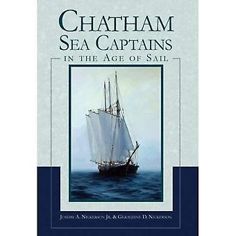 Chatham sjökaptener i åldern av segel