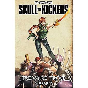 Skullkickers scrigno Volume 2 HC