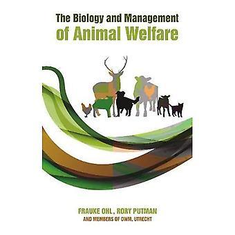 För biologi och hantering av djurens välbefinnande