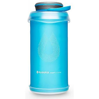 Hydrapak Stash Bottle 1L - Malibu Blue