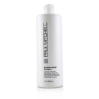 Invisiblewear Shampoo (preps Texture - Builds Volume) - 1000ml/33.8oz