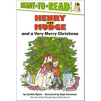 Henry and Mudge and a Very Merry Christmas by Cynthia Rylant - Sucie