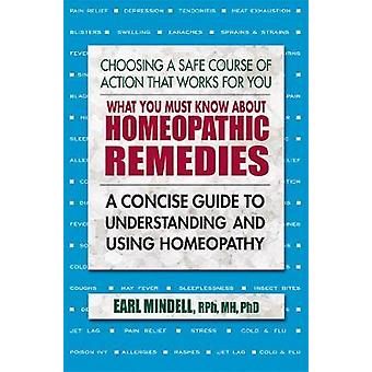What You Must Know About Homeopathic Remedies - A Concise Guide to Und