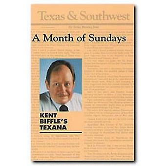 Month of Sundays by Biffle K - 9780929398563 Book