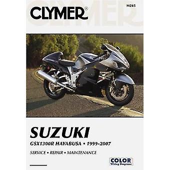 Suzuki GSX1300R Hayabusa 1999-2007 by Clymer Publications - 978159969