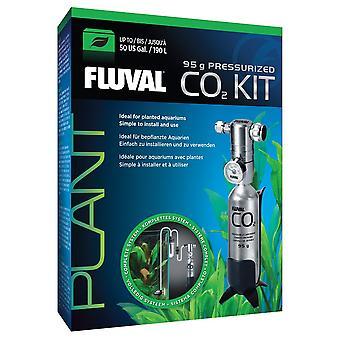Fluval Pressurised CO2 Kit 95g