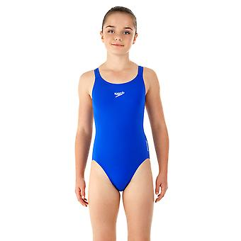 Speedo Junior Medalist Costume Swimwear For Girls
