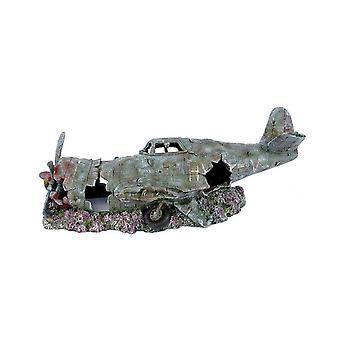 Betta Choice Small Plane Wreck