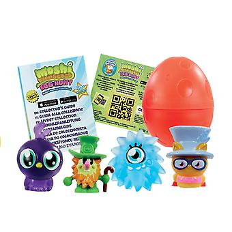 Moshi Monsters Egg Hunt 4 Pack