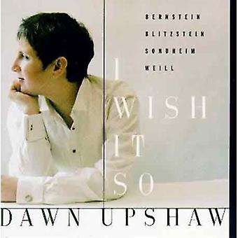 Dawn Upshaw - I Wish It So [CD] USA import