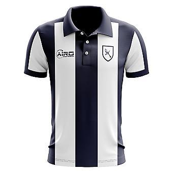 2020-2021 West Brom Home Concept Fußball Trikot