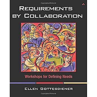 Anforderungen durch Zusammenarbeit: Workshops zur Bedarfsermittlung