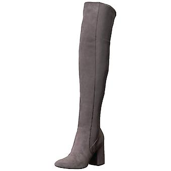 Cole Haan Womens Darla OTK Boot Almond Toe Over Knee Fashion Boots