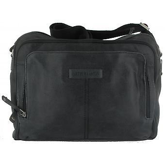 Destroy Briefcase - Soft Cow Leather