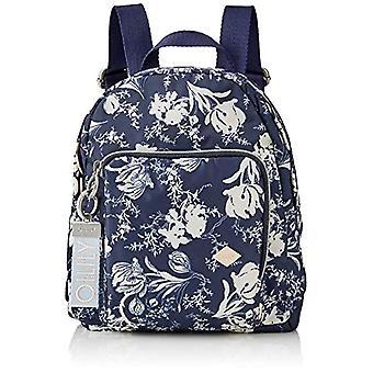 Oilily Groovy Backpack Svz - Blue Women's Backpacks (Blau (Dark Blue)) 9.0x26.0x22.0cm (B x H T)