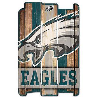 Wincraft PLANK puun merkki puun kyltti-Philadelphia Eagles