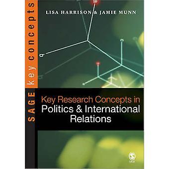 Conceptos clave de investigación en política y relaciones internacionales por Lisa