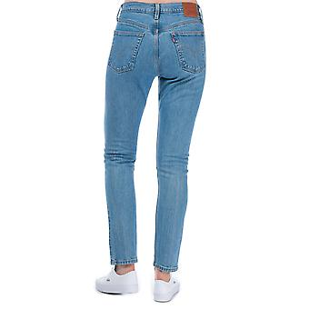Womens Levi's 501 Skinny Jeans In Small Blessings