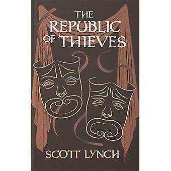 La République des voleurs: la ba de Gentleman * tard séquence, livre troisième (ba Gentleman * tard)