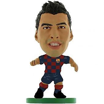 Barcelona SoccerStarz Suarez